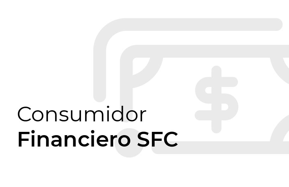 Consumidor Financiero SFC